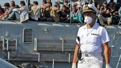 Méditerrannée: 691 migrants secourus dans les eaux