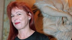 Lydie Salvayre reçoit le prix Goncourt 2014 avec