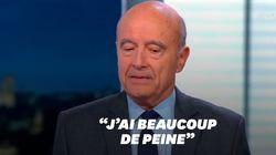 Après la mort de Chirac, Juppé a eu du mal à retenir ses larmes sur le plateau de France