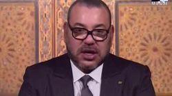 Marche verte: Les 4 messages du discours de Mohammed VI