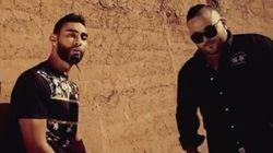 Maître Gims & Badr Hari, La Fouine & Reda Taliani: La mode est aux duos