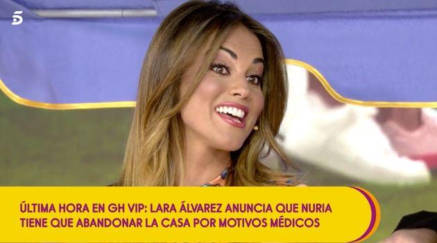 Lara Álvarez en