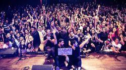 Mashrou' Leila: Hurlements, jeunes filles en délire, chansons reprises en