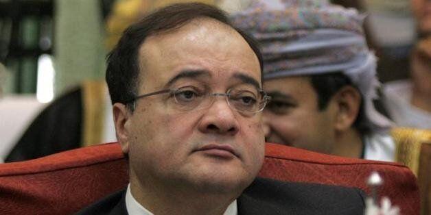 Nasser al-Qidwa, haut responsable du Fatah, le 26 mars