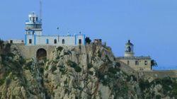 Le plus haut phare naturel du monde se trouve en