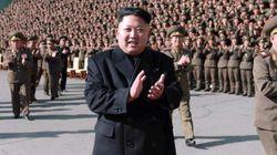 Corée du Nord: La télé montre Kim Jong-Un sans canne mais