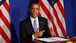 La carte de crédit d'Obama refusée dans un restaurant
