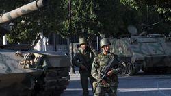 L'armée tunisienne sur le qui-vive avant les