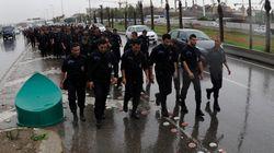Plus de 1600 policiers mutés à travers de nombreuses