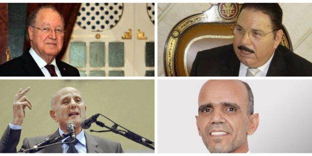 Hamdi, Ben Jaâfar, Chebbi,