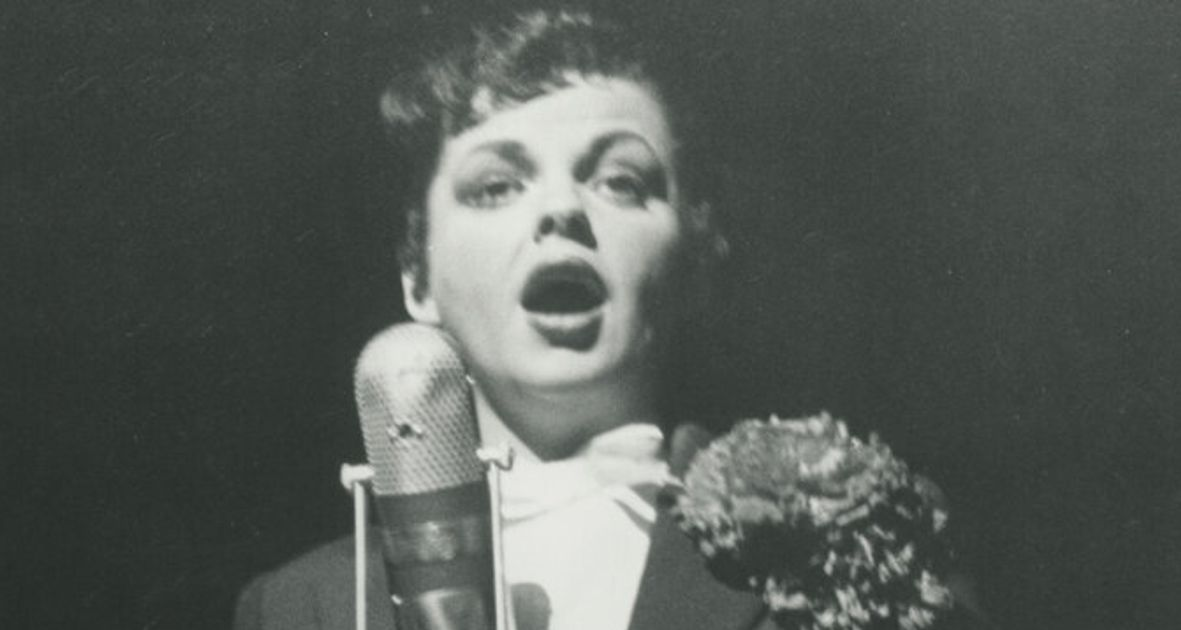 Showtime's 'Sid & Judy' Sheds New Light On Judy Garland's Talent And Torment