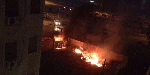En Libye, attaques contre les ambassades d'Egypte et des Emirats à