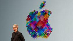 Le patron d'Apple fait son coming