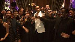 French Montana fête son anniversaire en grande pompe