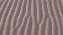 Comment se forment les rides sur les dunes de