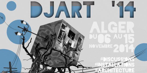 DJART s'empare des rues d'Alger du 6 au 15