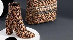 ALDO cache quelque chose dans ses chaussures
