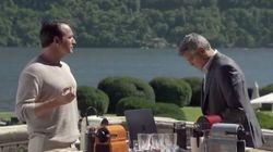 Jean Dujardin vs George Clooney. Qui aura le dernier Nespresso?