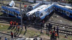 Déraillement du train à Alger: une