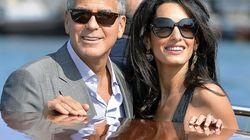 George et Amal, un mariage sans