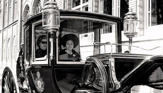 Cérès a 50 ans: 1965. Le refuge iranien
