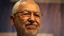 Rached Ghannouchi.