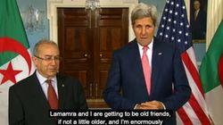Algérie-Etats-Unis: Kerry reçoit Lamamra et annonce une