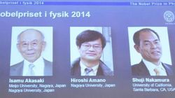 Le Nobel de physique aux trois inventeurs japonais de l'ampoule