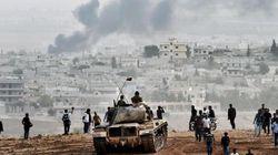 A Kobané, les forces kurdes résistent face aux jihadistes de
