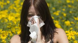 11 choses surprenantes qui aggravent vos allergies