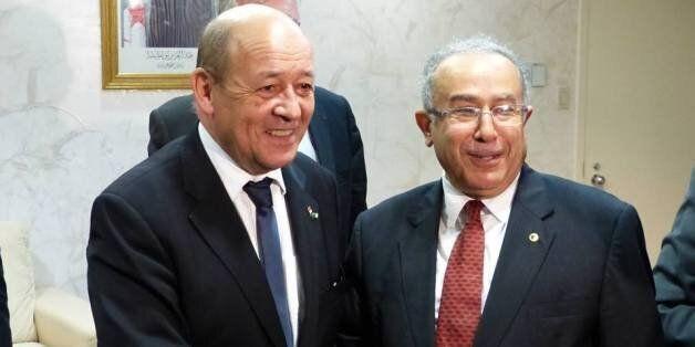 Ramtane Lamamra avec Yves Le Drand à Alger: Pas sur la même longueur sur la