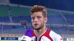 La Tunisie bat l'Egypte au Caire 1-0 et se rapproche de la