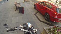 Connaissez-vous la justicière qui nettoie les rues de Moscou?