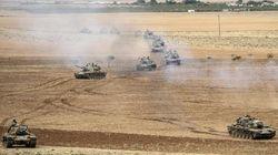 Syrie: Les jihadistes de l'EI aux portes de la ville kurde d'Aïn al-Arab, Ankara déploie des