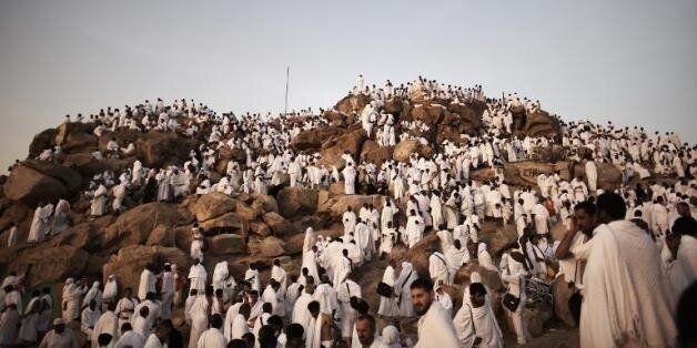 Plus de deux millions de hadjis accomplissent wakfat