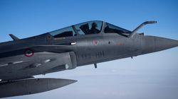 La France envoie des Rafales en Irak pour des vols de