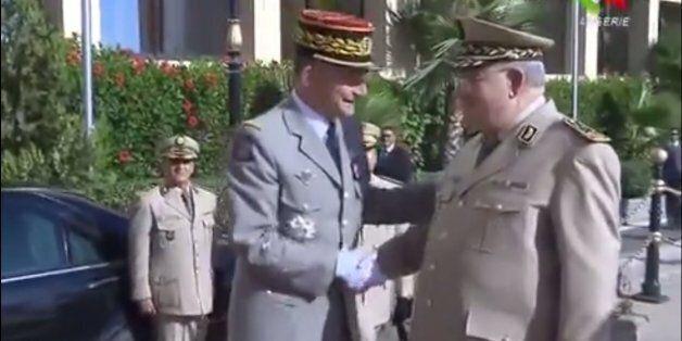 La visite du général d'armée français en Algérie a renforcé les spéculations sur une intervention en
