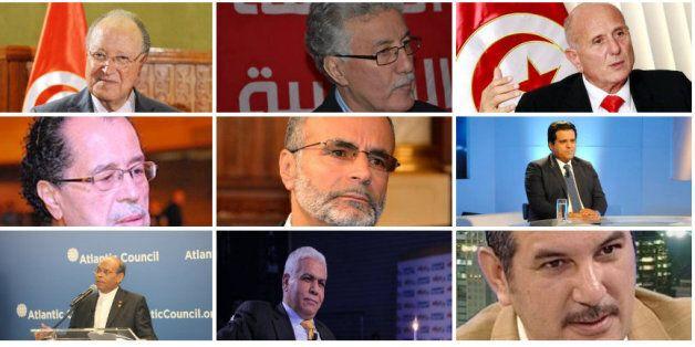Voici les 27 candidats pour la Présidentielle retenus par