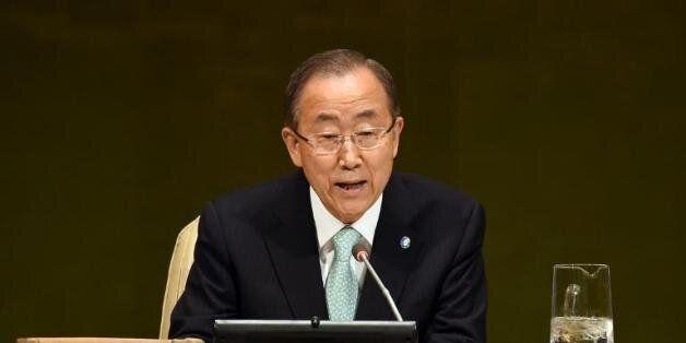Climat: Ban Ki-moon appelle le monde à