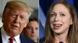 Chelsea Clinton Just Burned Donald Trump