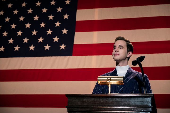 "Ben Platt in ""The Politician"""