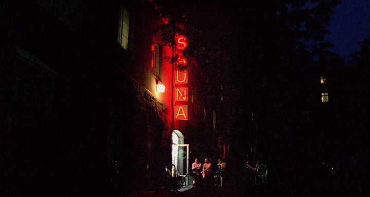 1928年創業、市内最古の公衆サウナ「コティハリュ・サウナ」