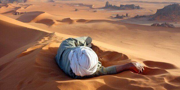 Le concours du National Geographic Traveler 2014 récompense une photographie prise dans le désert du...