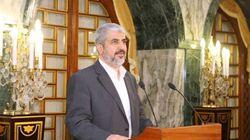 Khaled Mechaal en visite à Tunis nie l'existence d'un