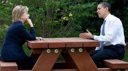 Pour Hillary Clinton, le président Barack Obama a eu tout faux en