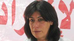 Khalida Jarrar, députée palestinienne, refuse de se conformer à la décision d'un tribunal