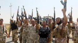 Les forces irakiennes regagnent du terrain contre