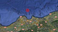 Alger frappée par une secousse tellurique de magnitude 3.3 sur l'échelle