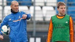 Zidane visé par une plainte pour absence de diplôme