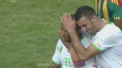 L'Algérie s'impose 2 buts à un face à